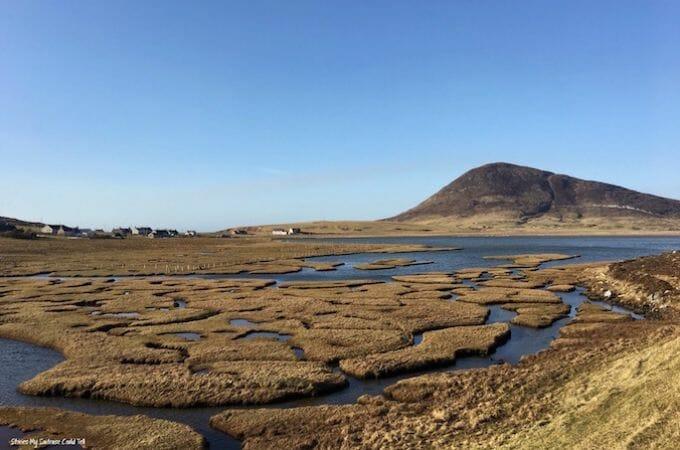 Northton Isle of Harris Tidal Marsh