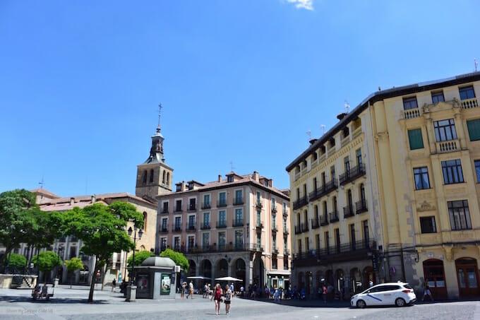 Segovia Plaza