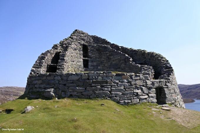Dun Carloway Broch Isle of Lewis