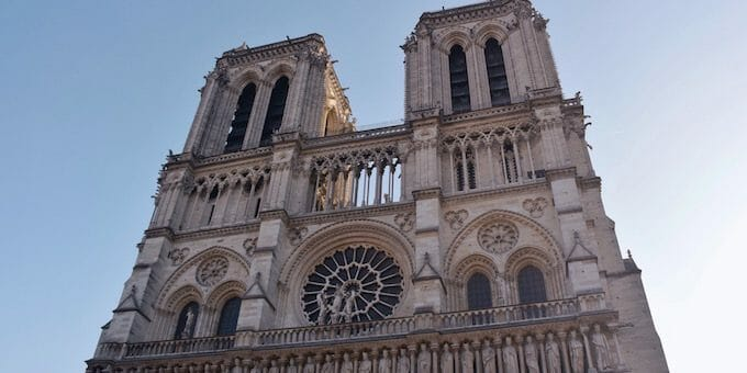 The Magic of A Weekend in Paris