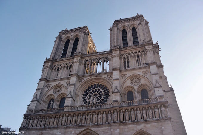Notre Dame Bell Towers