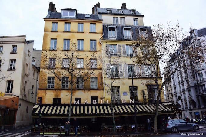 St Germain Paris street
