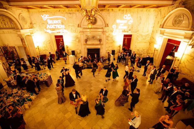 National Trust for Scotland ceilidh dance