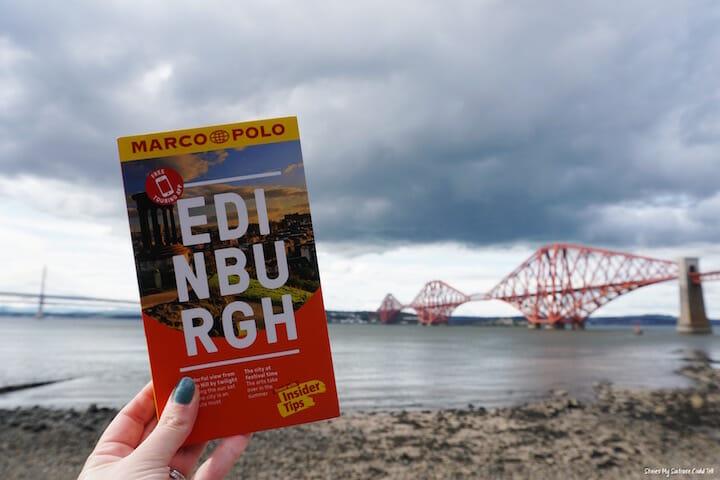 day trip to Edinburgh guidebook