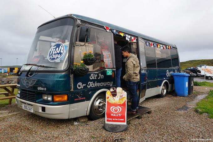 Butty Bus Isle of Harris