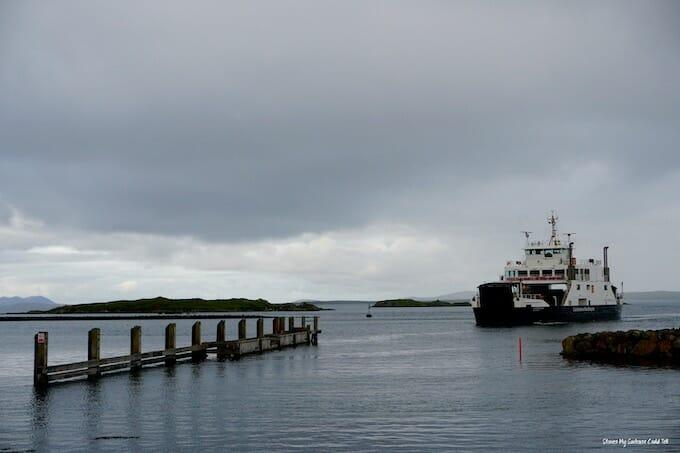 Sound of Harris ferry