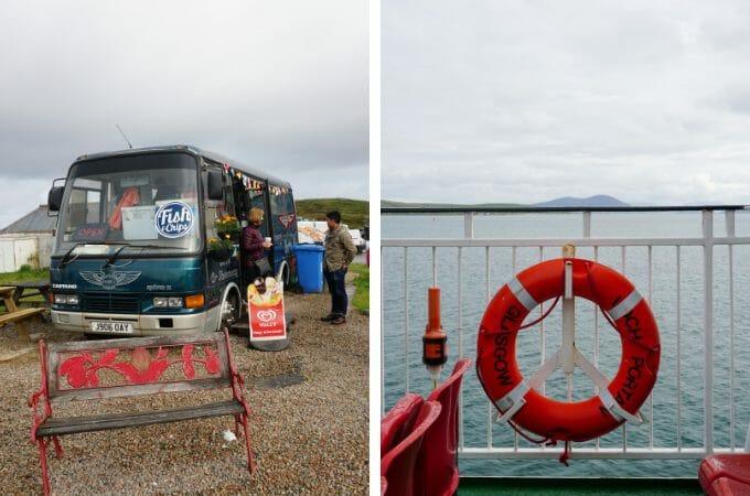 Leverburgh Harbour