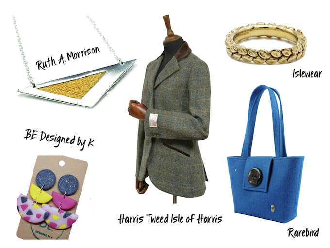 Outer Hebrides Gift Guide Clothing