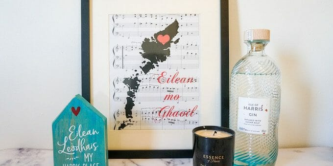 The Outer Hebrides Gift Guide: My Favourite Outer Hebrides Souvenirs