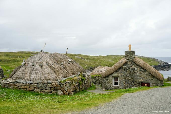 Lewis Blackhouse village