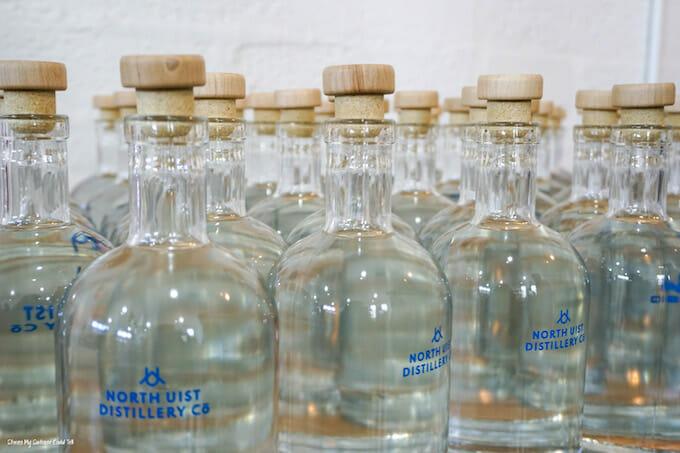 North Uist Distillery Gin